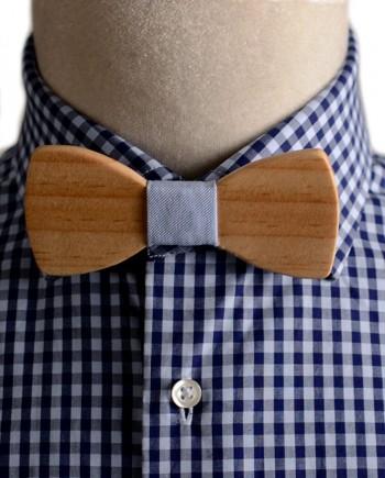 Wood-Bow-Tie-Truva